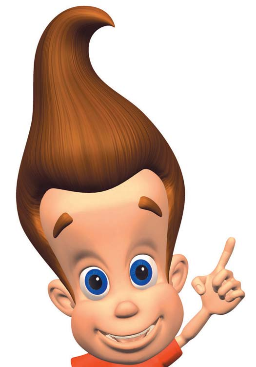 HAIR_JimmyNeutron