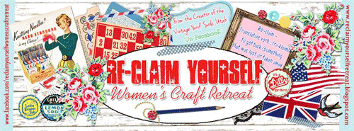 Reclaim Yourself Women's Craft Retreat