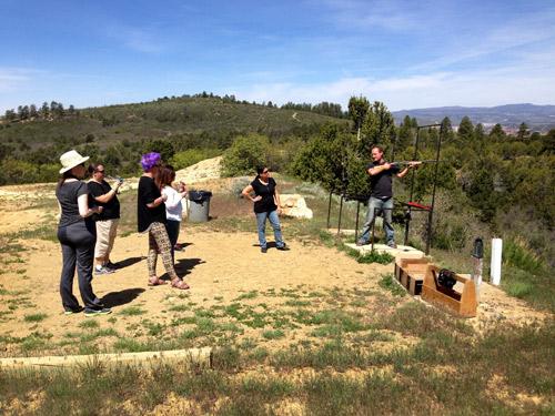 Zion's Ponderosa Ranch Resort Skeet Shooting Activity